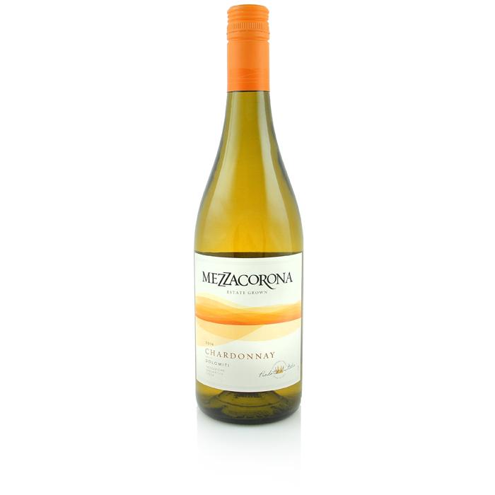 Chardonnay, 2015. Mezzacorona